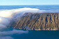 Little Diomede, Bering Strait  click to enlarge  file size