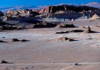 Atacama Desert, Chile  click to enlarge  file size