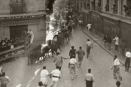 Hemingway Adventure - Pamplona, Spain