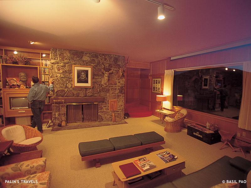 Palin's Travels: Hemingway Adventure, Ketchum, Idaho, USA