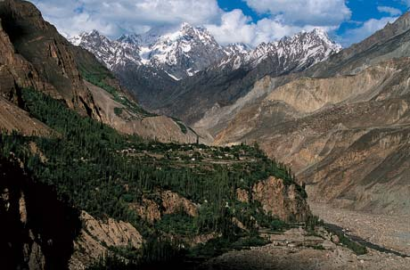 Himalaya - Karakoram Mountains, Pakistan