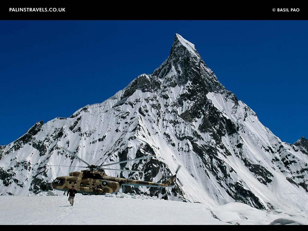 K2 Ski Wallpaper