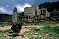 The Skanderbeg Museum  click to enlarge  file size