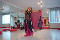 Belly-dancing in Istanbul  click to enlarge  file size