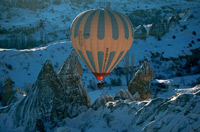 Ballooning over Cappadocia  click to enlarge  file size