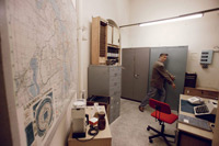 Old Stasi headquarters  click to enlarge  file size