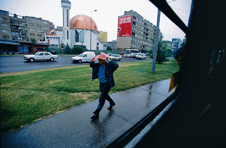 New Europe - A wet day in Sarajevo