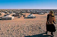 Smara Refugee Camp, Algeria  click to enlarge  file size