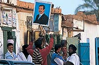 Zouérat, Mauritania  click to enlarge  file size