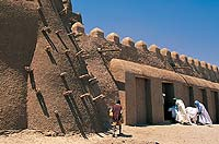 Timbuktu, Mali  click to enlarge  file size