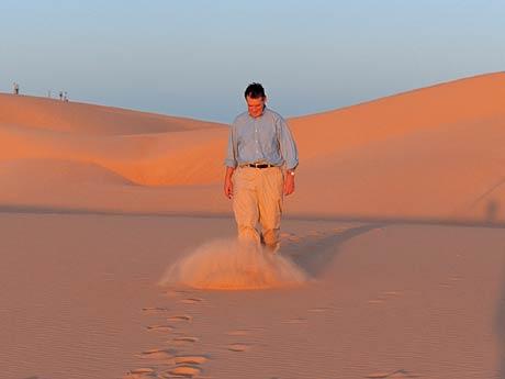 Sahara with Michael Pailn